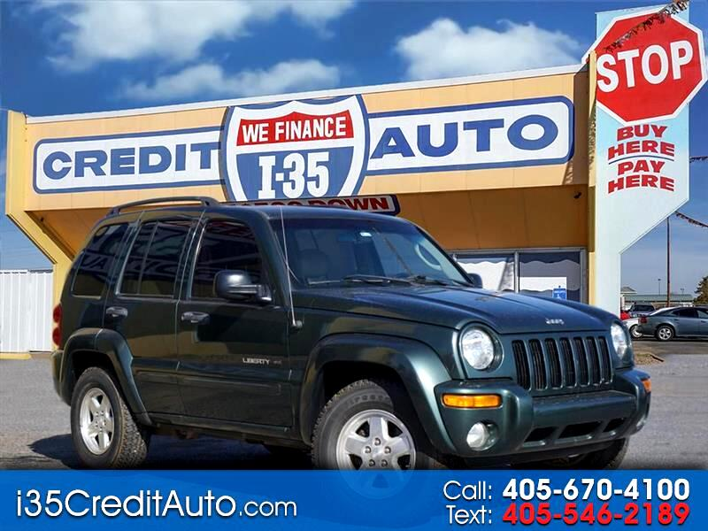 2002 Jeep Liberty Limited 405-591-2214 CALL NOW or TEXT Below 24/7
