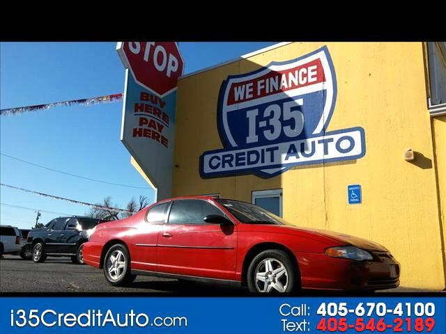 2005 Chevrolet Monte Carlo LS  405-591-2214 CALL NOW or TEXT Below 24/7