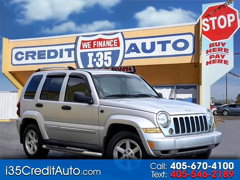 2006 Jeep Liberty LIMITED 405-591-2214 CALL NOW or TEXT Below 24/7