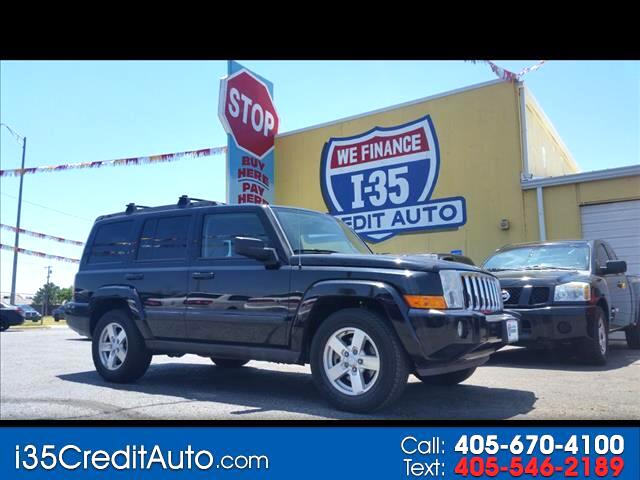 2007 Jeep Commander Limited 4WD 405-591-2214 CALL NOW or TEXT Below 24