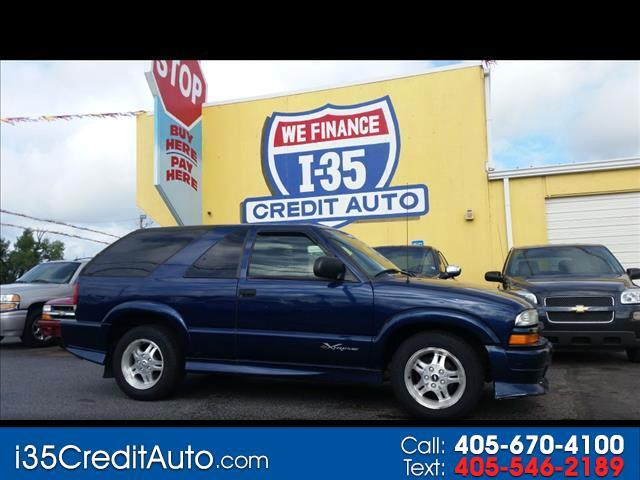 2003 Chevrolet Blazer 2DR Extreme 405-591-2214 CALL NOW--TEXT Below 24/7