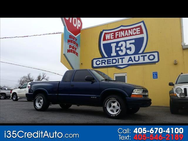 2000 Chevrolet S10 Pickup LS Ext cab 405-591-2214 CALL NOW--TEXT Below 24/7