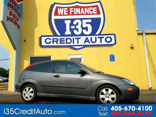 2002 Ford Focus ZX3  405-591-2214 CALL NOW--TEXT Below 24/7