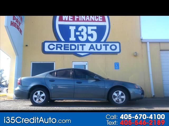 2006 Pontiac Grand Prix 4dr Sdn 405-591-2214 CALL NOW --TEXT Below 24/7