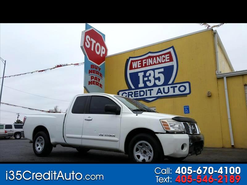 2006 Nissan Titan XE King Cab 405-591-2214 CALL NOW--TEXT Below 24/7