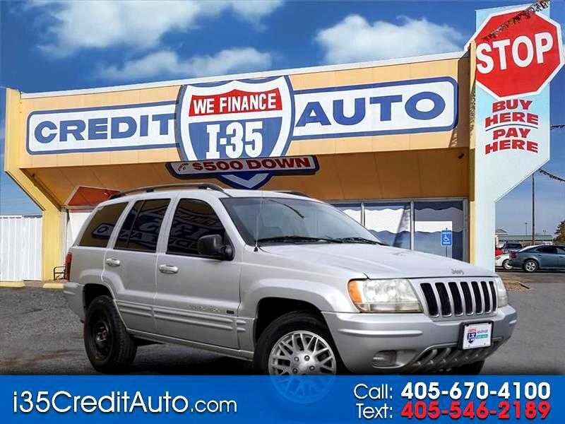 2003 Jeep Grand Cherokee Limited 4WD 405-591-2214 CALL NOW--TEXT Below 24/7