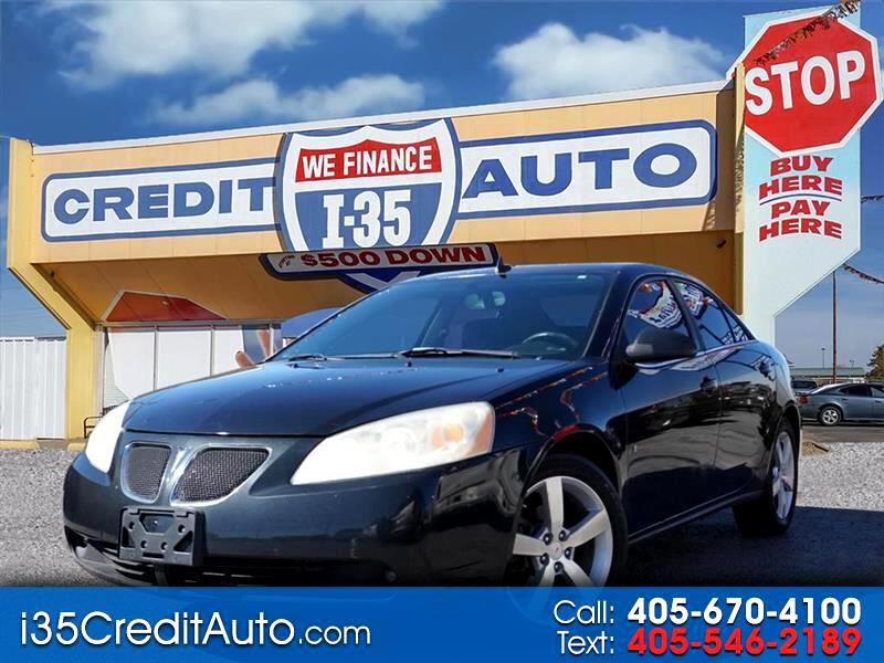 2008 Pontiac G6 GT 405-591-2214 CALL NOW--TEXT Below 24/7