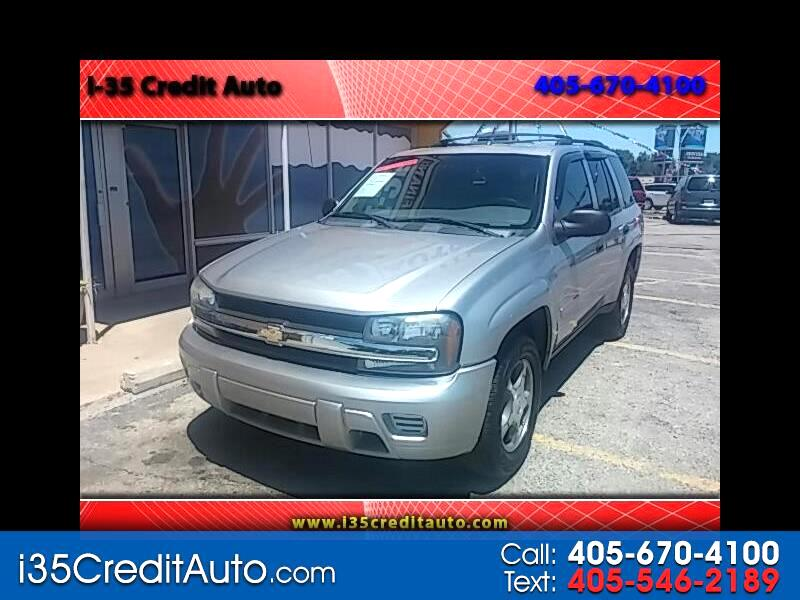2007 Chevrolet TrailBlazer LS1 405-591-2214 CALL NOW--TEXT Below 24/7