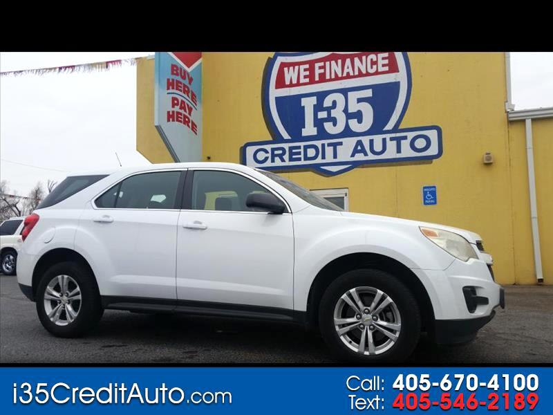 2012 Chevrolet Equinox LS 405-591-2214 CALL NOW--TEXT Below 24/7