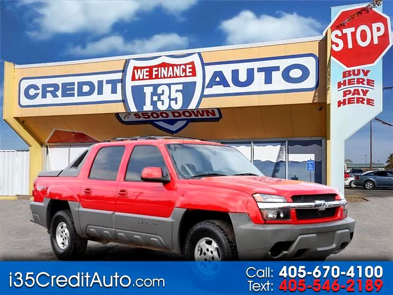 2002 Chevrolet Avalanche 1500 LT 405-591-2214 CALL NOW--TEXT Below 24/7