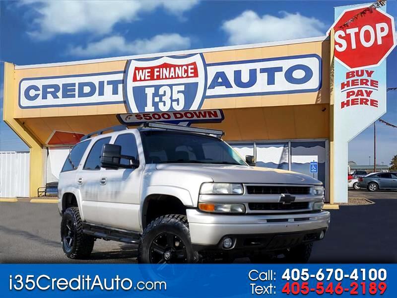 2006 Chevrolet Tahoe 2WD w/1WT