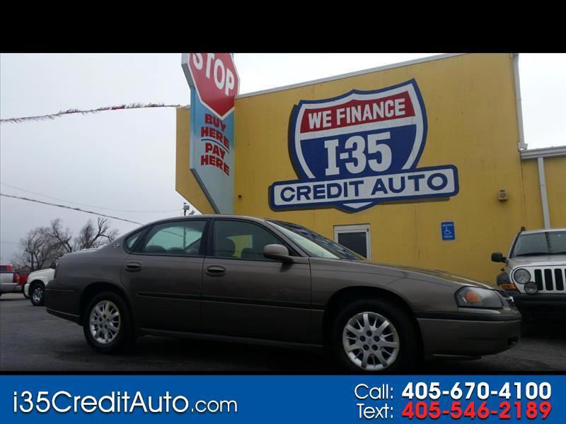 2003 Chevrolet Impala LT 405-591-2214 CALL NOW--TEXT Below 24/7