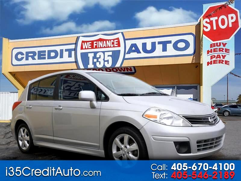 2011 Nissan Versa SL Hatchback 405-591-2214 CALL NOW-TEXT Below 24/7