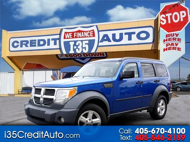 2007 Dodge Nitro SXT 4WD 405-591-2214 CALL NOW--TEXT Below 24/7