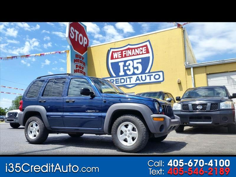 2003 Jeep Liberty Limited 4WD 405-591-2214 CALL NOW--TEXT Below 24/7
