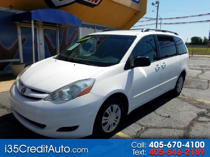 2007 Toyota Sienna CE 7-Pas. 405-591-2214 CALL NOW--TEXT Below 24/7