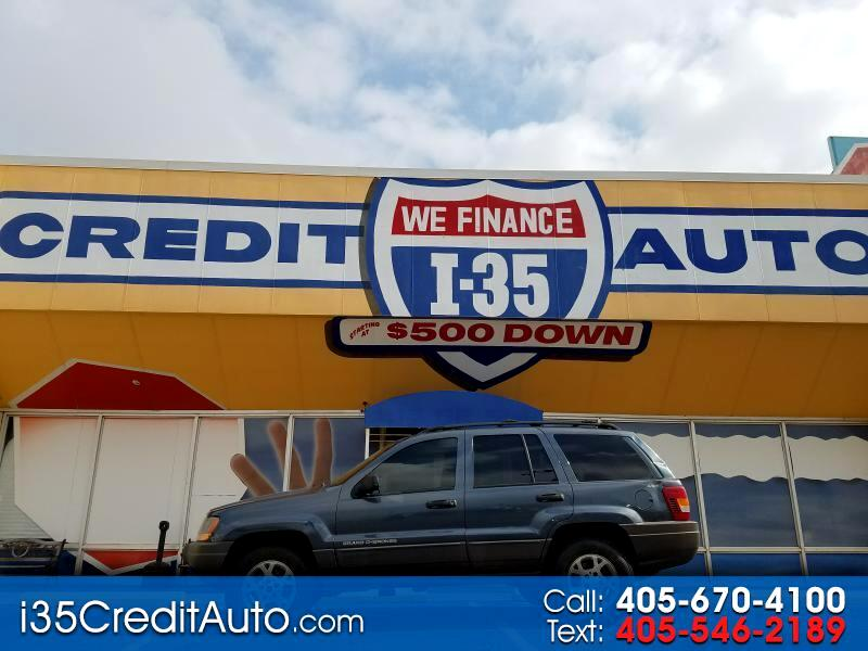 2001 Jeep Grand Cherokee Laredo 4WD 405-591-2214 CALL NOW--TEXT Below 24/7