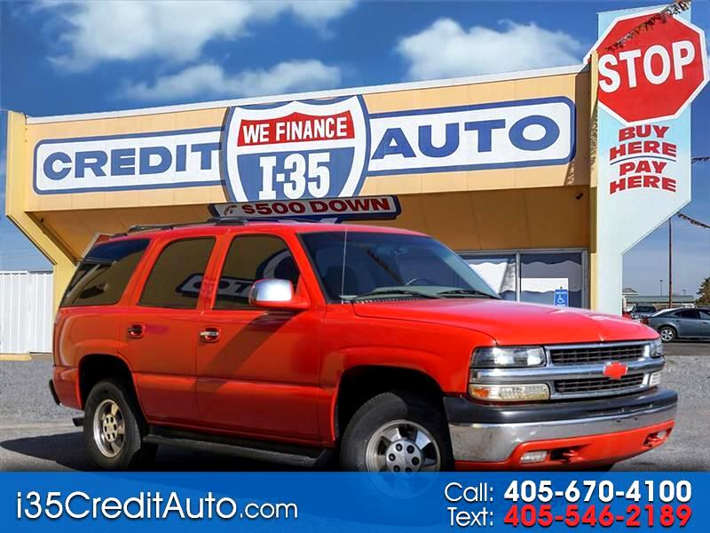 2001 Chevrolet Tahoe 3rd Row 405-591-2214 CALL NOW--TEXT Below 24/7