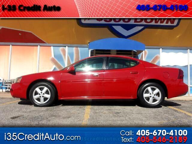 2008 Pontiac Grand Prix 4dr Sdn 405-591-2214 CALL NOW--TEXT Below 24/7