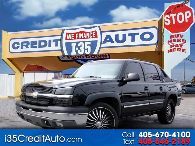 2004 Chevrolet Avalanche 1500 2dr 405-591-2214 CALL NOW--TEXT Below 24/7