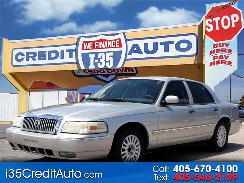 2007 Mercury Grand Marquis RWD 405-591-2214 CALL NOW--TEXT Below 24/7