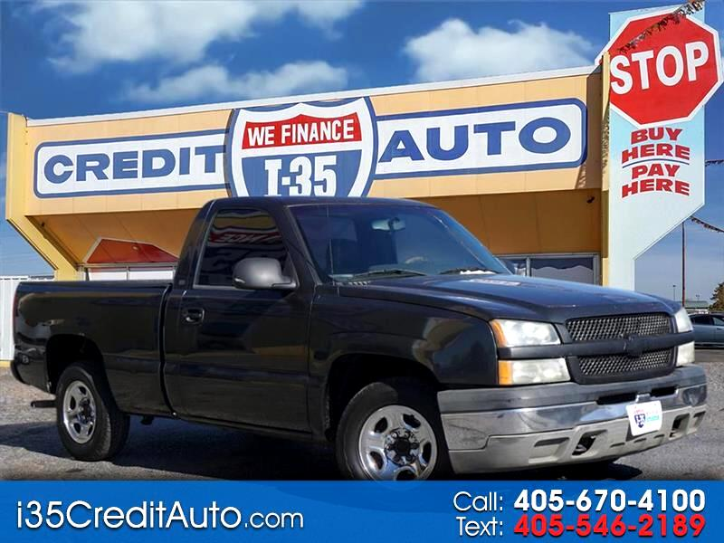 2003 Chevrolet Silverado 1500 LS Long Bed 405-591-2214 CALL NOW--TEXT Below 24/7