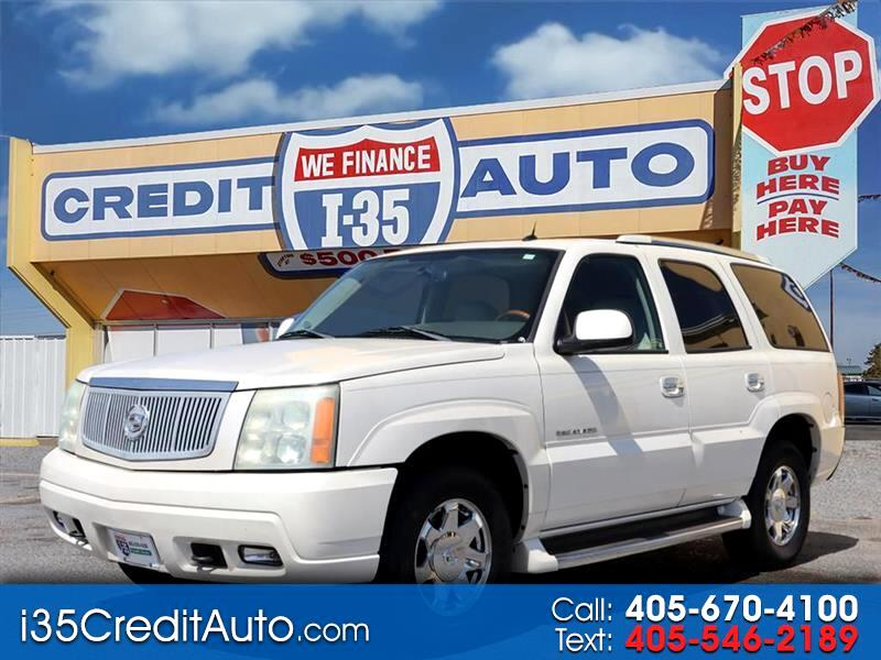 2004 Cadillac Escalade LUXURY AWD 405-591-2214 CALL NOW--TEXT Below 27/7