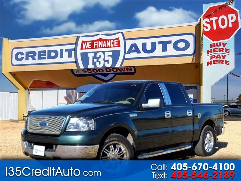 2005 Ford F-150 XLT SuperCrew405-591-2214 CALL NOW-TEXT Below 24/7