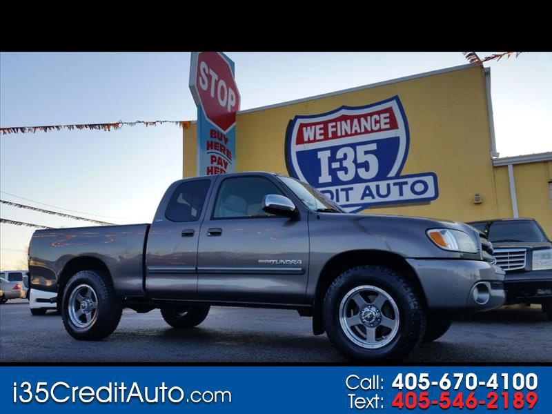 2003 Toyota Tundra SR5 AccessCab405-591-2214 CALL NOW-TEXT Below 24/7