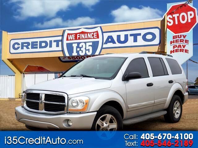 2005 Dodge Durango SLT 405-591-2214 CALL NOW--TEXT Below 24/7