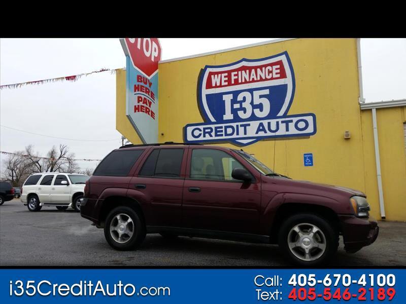 2007 Chevrolet TrailBlazer LS1 405-591-2214 CALL NOW--TEXT Below 24/7