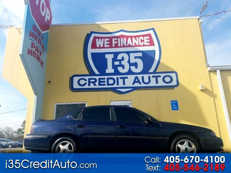 2002 Chevrolet Impala LS 405-591-2214 CALL NOW--TEXT Below 24/7