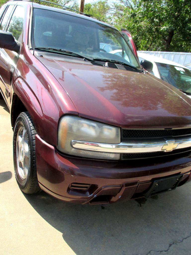 2007 Chevrolet TrailBlazer LT1 4WD 405-591-2214 CALL NOW--TEXT Below 24/7