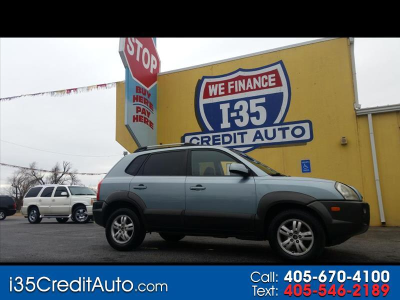 2006 Hyundai Tucson GSL 2.7 405-591-2214 CALL NOW--TEXT Below 24/7