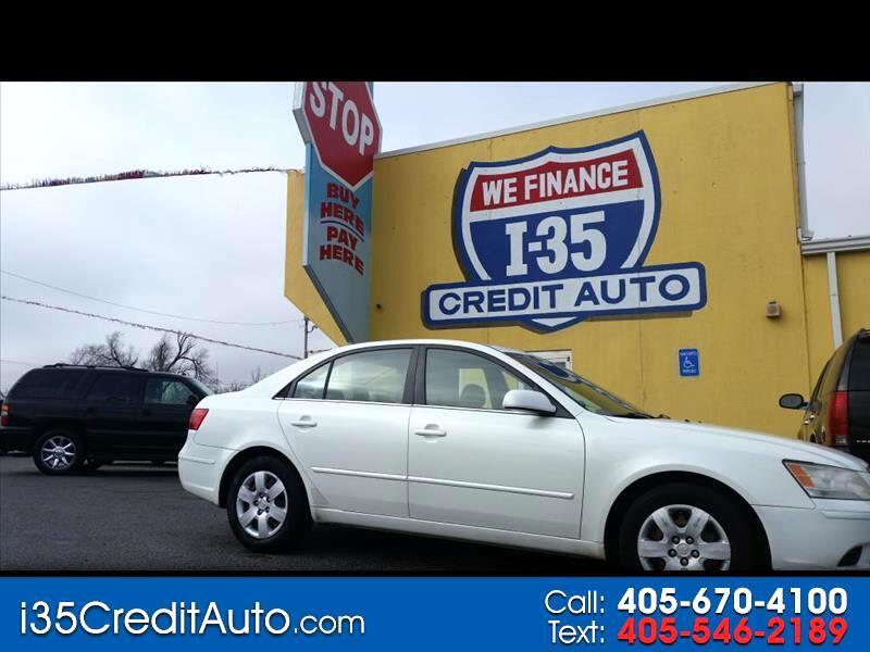 2009 Hyundai Sonata GLS 405-591-2214 CALL NOW--TEXT Below 24/7