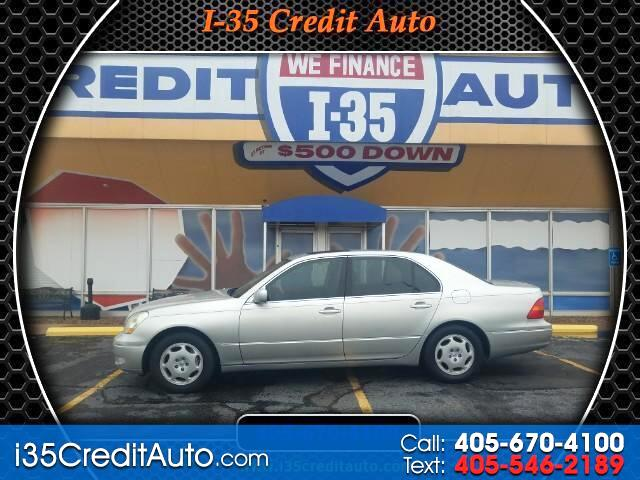 2001 Lexus LS LUXURY 405-591-2214 CALL NOW--TEXT Below 24/7