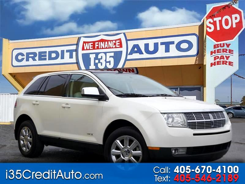 2007 Lincoln MKX AWD 405-591-2214 CALL NOW--TEXT Below 24/7