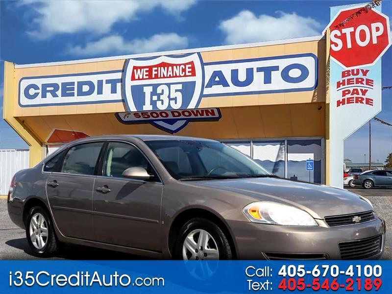 2007 Chevrolet Impala LS 405-591-2214 CALL NOW--TEXT Below 24/7
