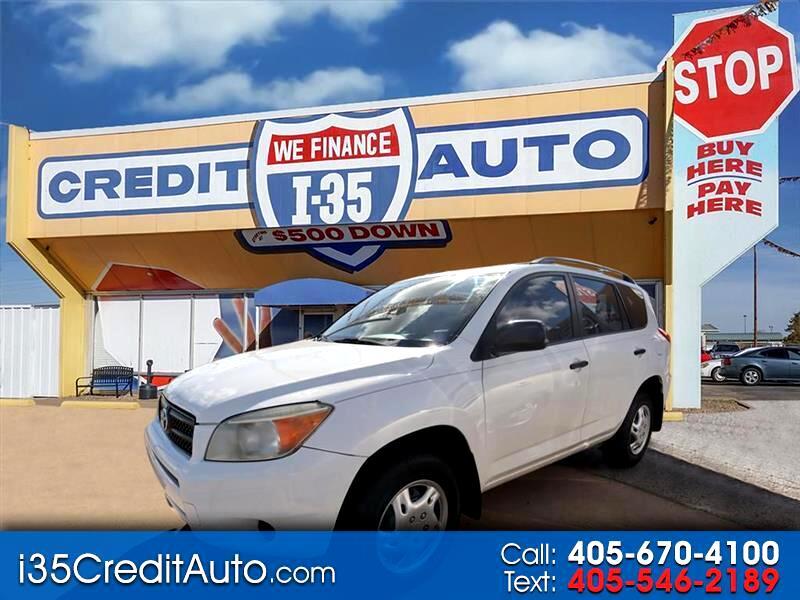 2007 Toyota RAV4 I4 2WD 405-591-2214 CALL NOW--TEXT Below 24/7