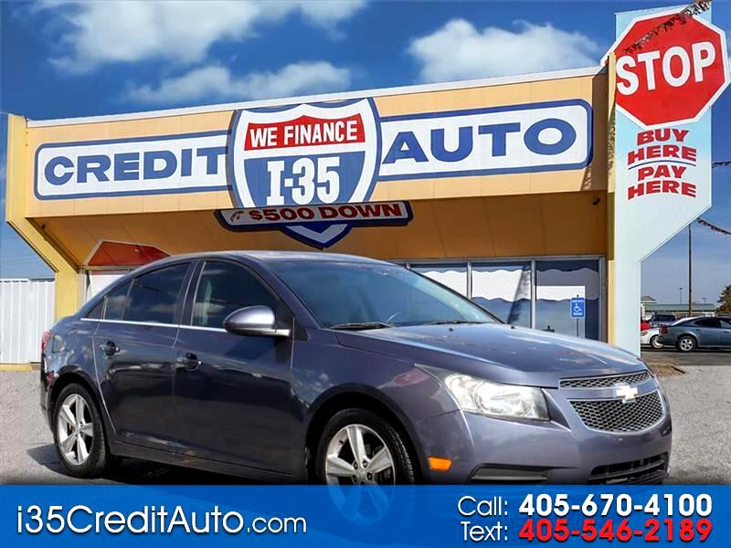 2013 Chevrolet Cruze 2 LT Auto 405-591-2214 CALL NOW--TEXT Below 24/7