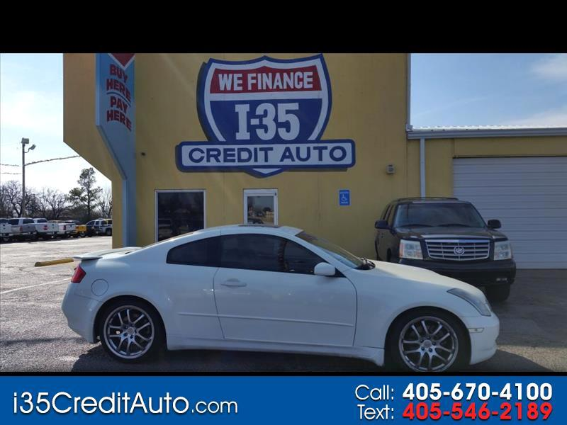 2005 Infiniti G35 Coupe 405-591-2214 CALL NOW--TEXT Below 24/7