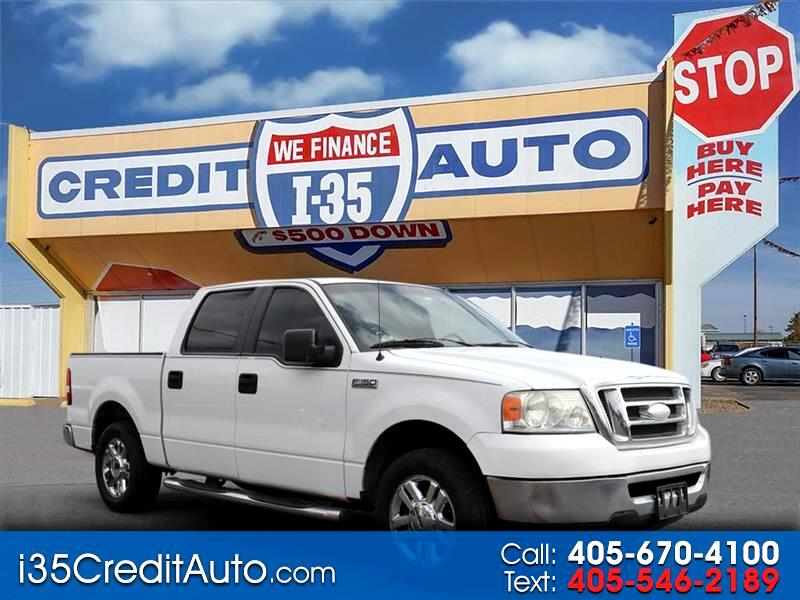 2007 Ford F-150 XTL SuprCrew405-591-2214 CALL NOW--TEXT Below 24/7