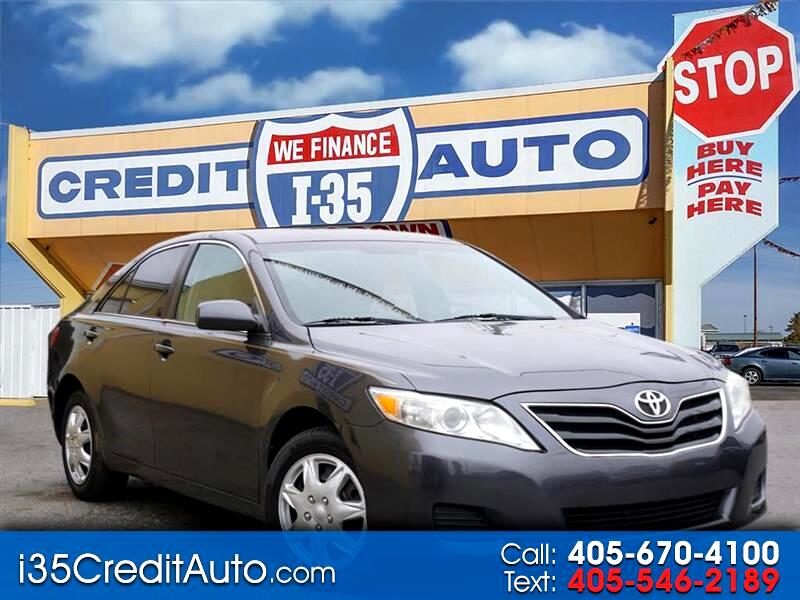 2011 Toyota Camry LT 6Spd AT405-591-2214 CALL NOW--TEXT Below 24/7