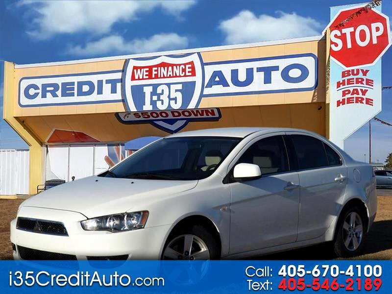 2008 Mitsubishi Lancer 4dr Sdn 405-591-2214 CALL NOW--TEXT Below 24/7