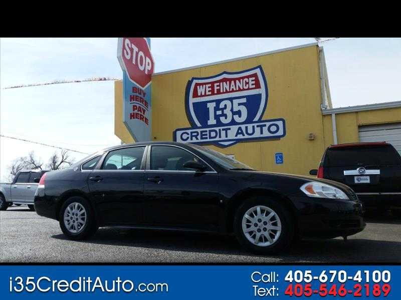 2009 Chevrolet Impala PoliceCruiser405-591-2214 CALL NOW-TEXT-Below 24/7