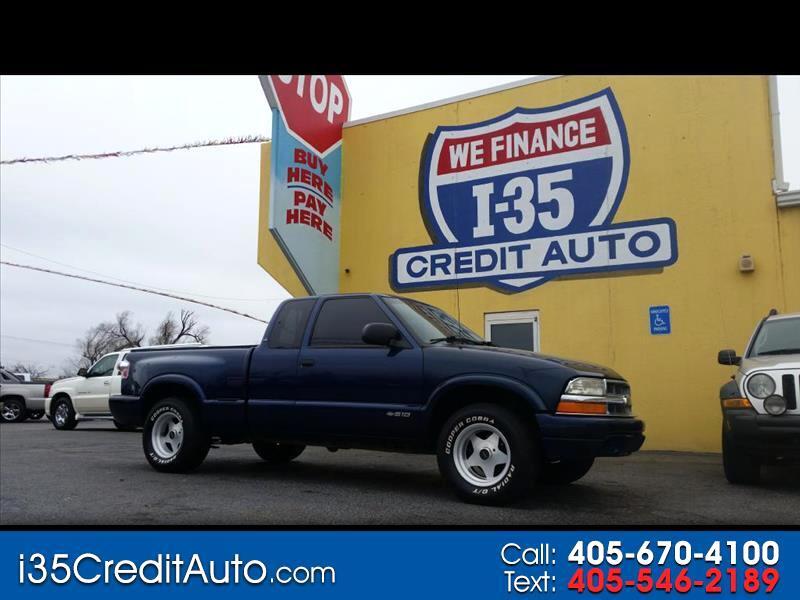 Chevrolet S10 Pickup  2000