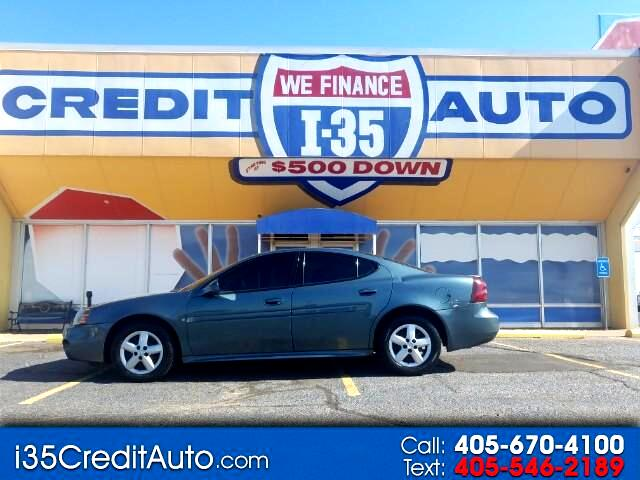 2006 Pontiac Grand Prix SE  405-591-2214 Call NOW for live person 9-6pm