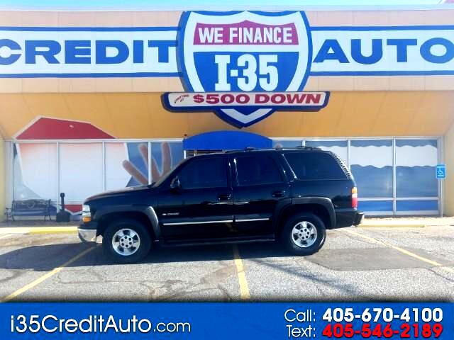 2002 Chevrolet Tahoe LT  405-591-2214 Call NOW for live person 9-6pm