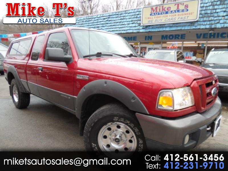 2006 Ford Ranger FX4 Off-Road SuperCab 4-Door 4WD