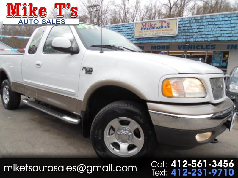 2003 Ford F-150 4WD SuperCrew 157